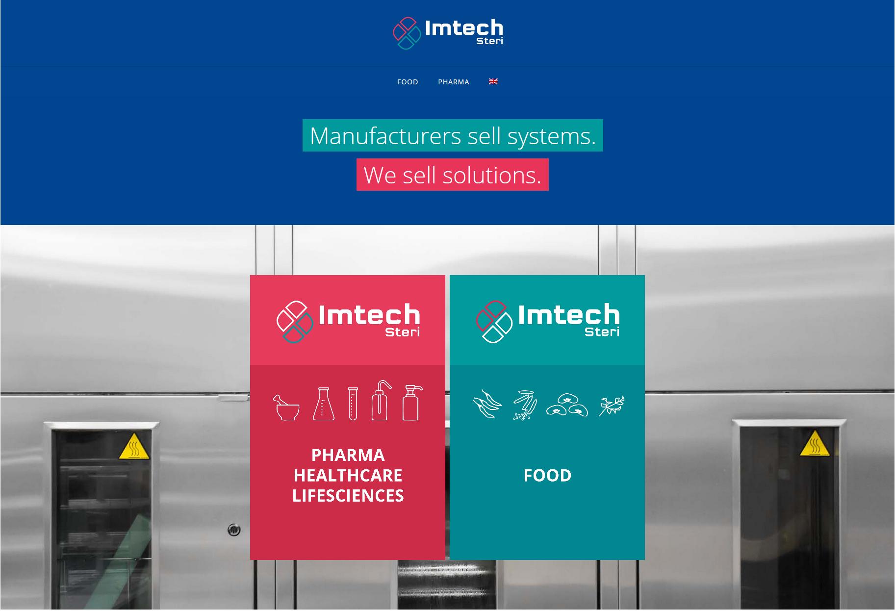 imtech steri Homepage